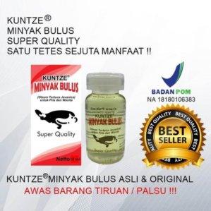 Kuntze Minyak Bulus Original BPOM