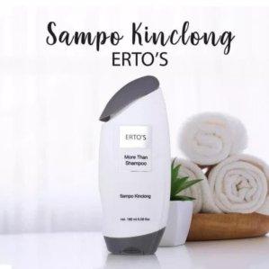 Sampo Kinclong Ertos Original BPOM