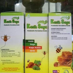 Madu Kasih Saga Original BPOM