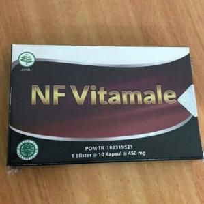 NF Vitamale HWI Original BPOM