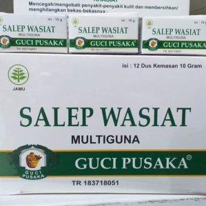 Salep Wasiat Multiguna Original BPOM
