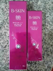 HDI B.SKIN BB Cream Original BPOM