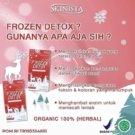 Frozen Detox SKINISTA Original BPOM