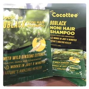Cocotte Go Black Noni Hair Shampoo Original BPOM