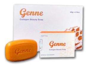 Sabun Genne Collagen Beauty Soap BPOM