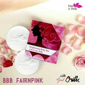 Sabun BBB Fair N Pink Original BPOM