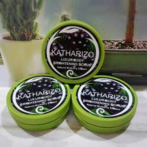 Katharizo Lulur Body Original BPOM
