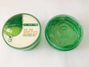Jeju Fresh Aloe Soothing Gel BPOM
