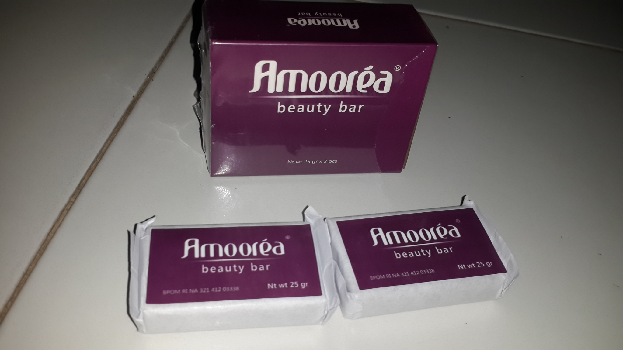 Nu Amoorea Beauty Bar Original Bpom Pusat Stokis Agen
