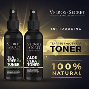 Velrose Secret Toner Wajah Original BPOM