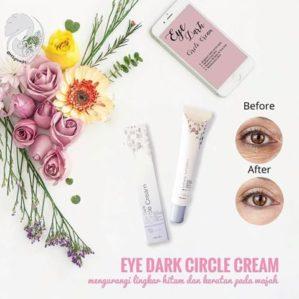MS Glow Eye Dark Circle Cream Original BPOM