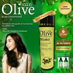 CO.E Olive Hair Conditioner Original BPOM