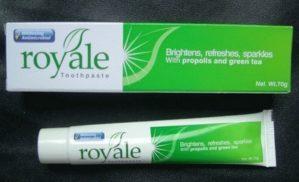 HDI Royale Whitening Toothpaste Original BPOM