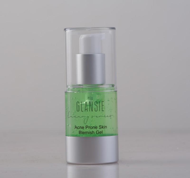 26 Cara Cepat Menghilangkan Jerawat Batu Dan Bekas Jerawat: Glansie Serum Acne Prone Skin Original BPOM
