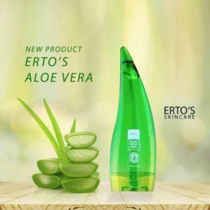 Ertos Aloe Vera Original BPOM