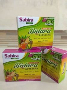 Sabun Bidara Plus Aloevera Original BPOM