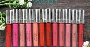 Wardah Exclusive Matte Lip Cream Original