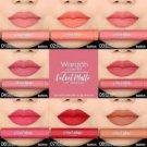 Wardah Colorfit Velvet Matte Lip Mousse BPOM
