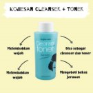 Kojie San Cleanser Plus Toner 100ml Original BPOM